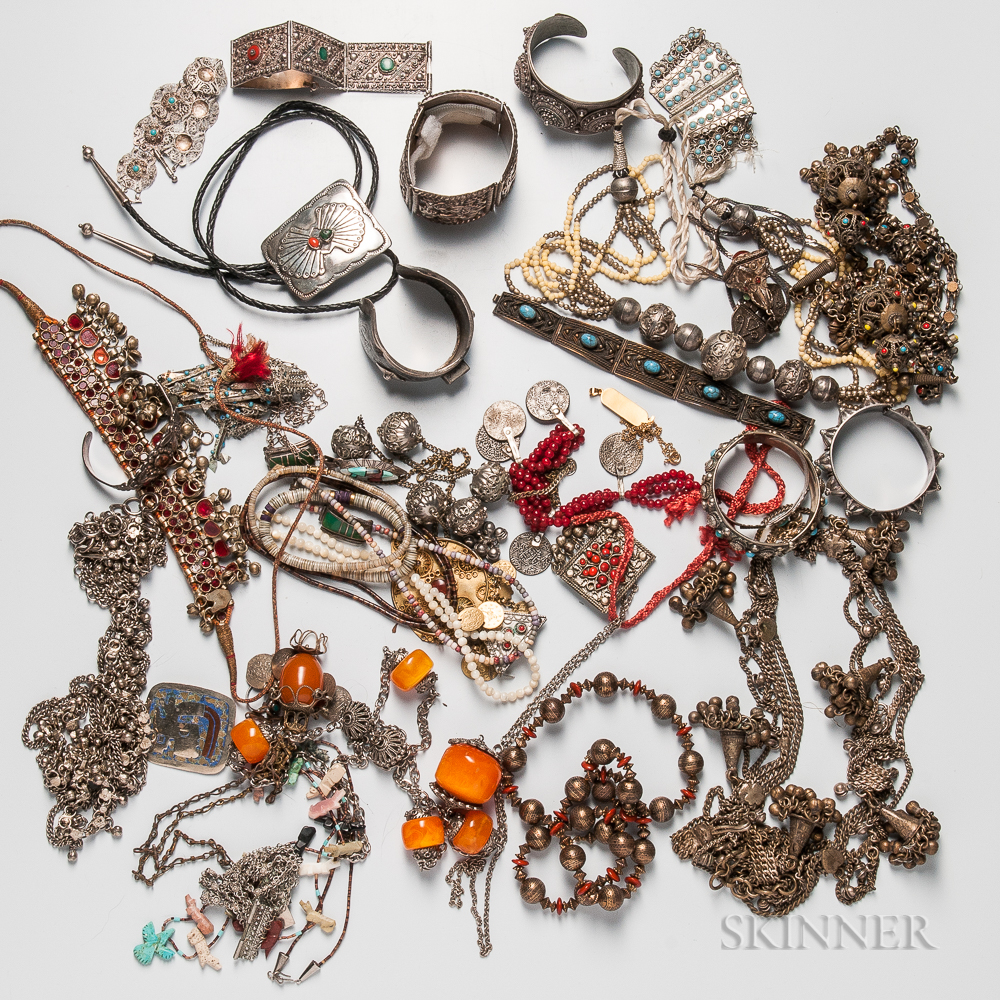Group of International Jewelry