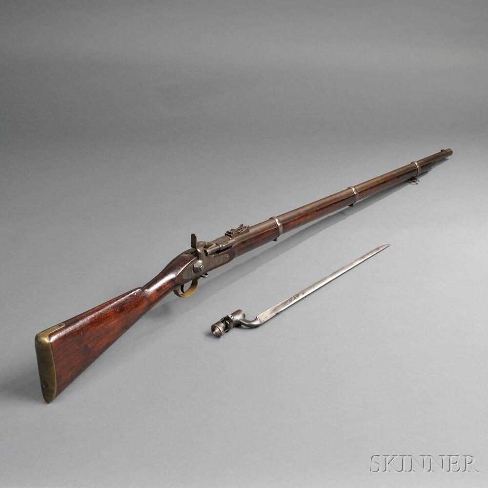 Snider Enfield Conversion Rifle and Bayonet
