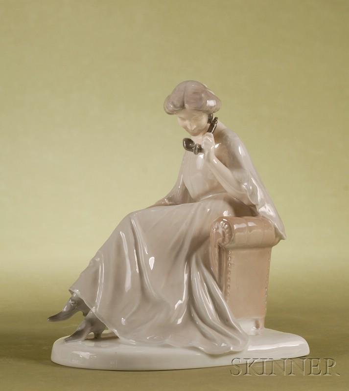 Bing & Grondahl Porcelain Figure