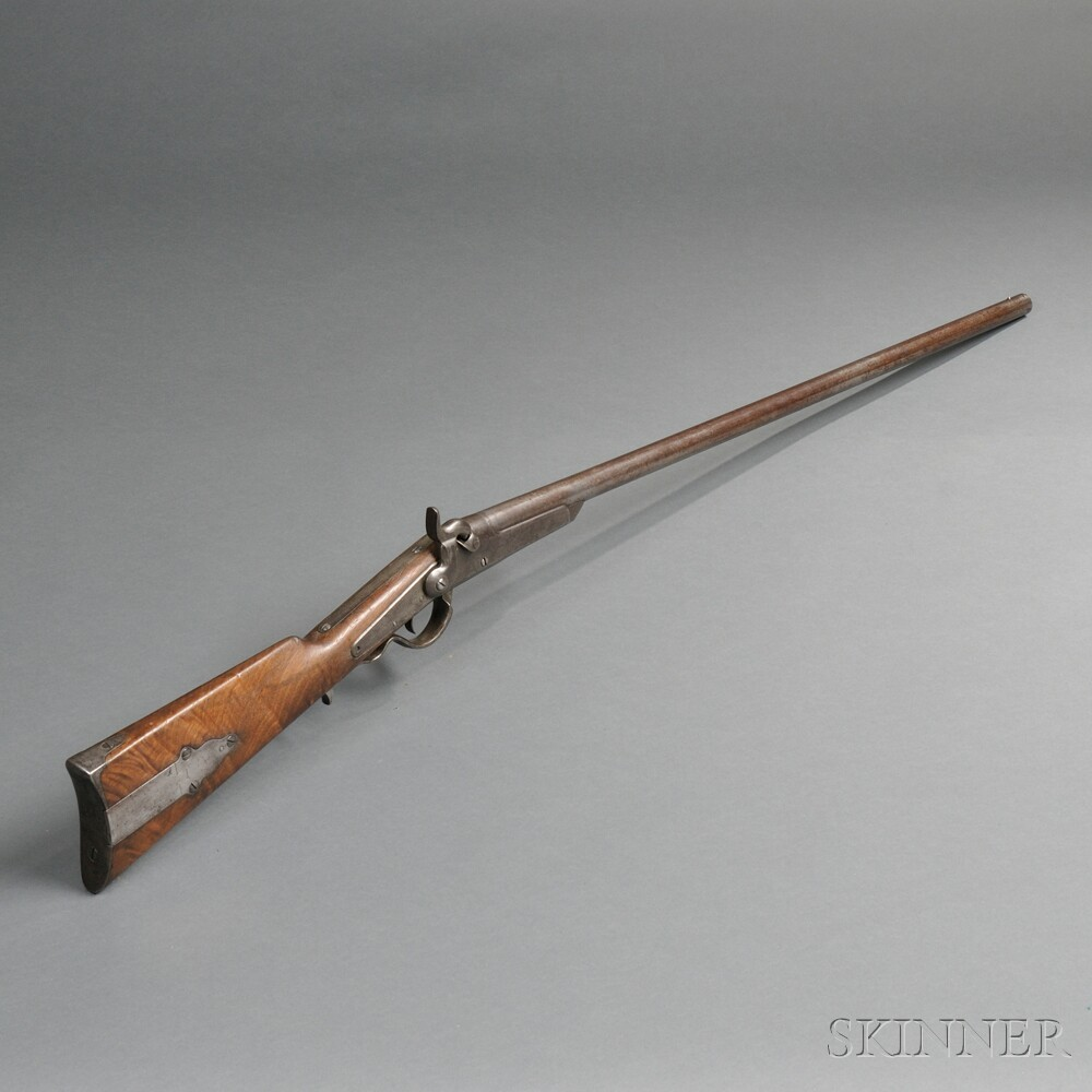 Converted Gallagher Carbine