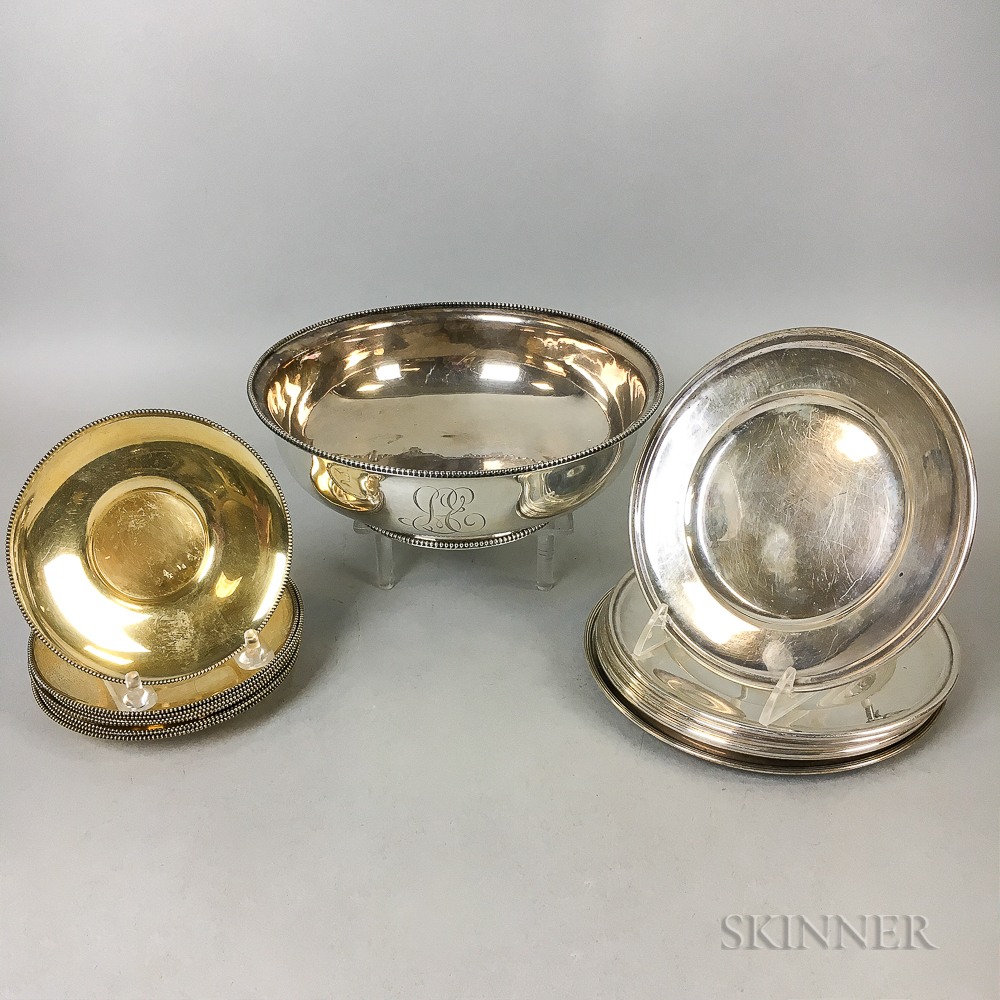 Group of Gorham Sterling Silver Hollowware