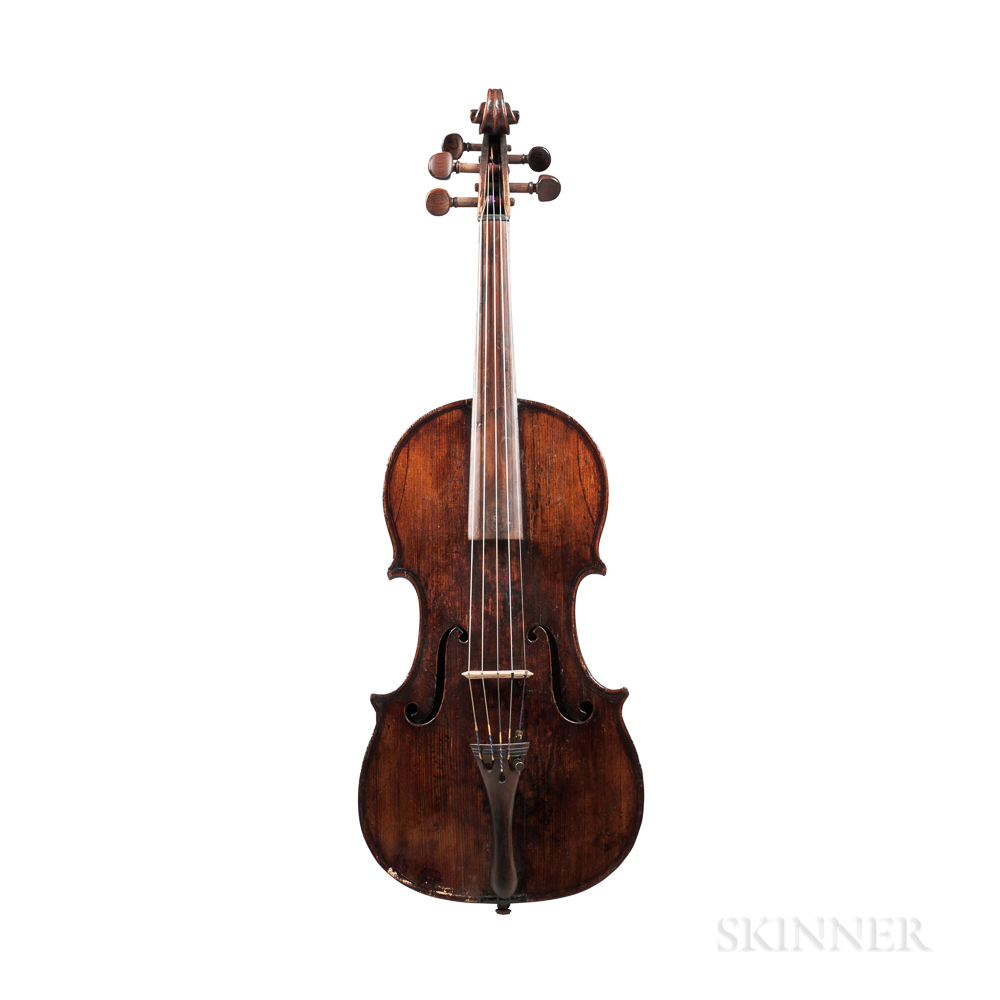 French Five-string Viola