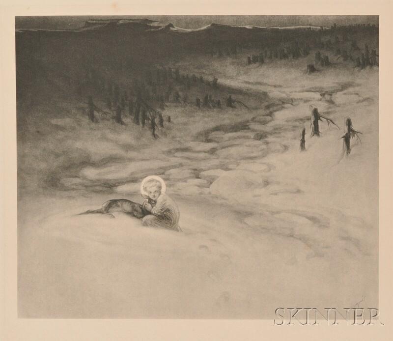 (Illustrators), Bayros, Franz von (1866-1924)