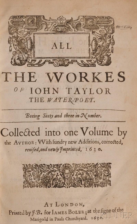 Taylor, John (1580-1653)