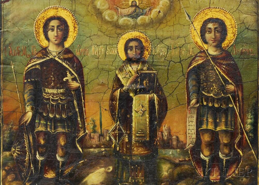 Eastern European Orthodox Icon