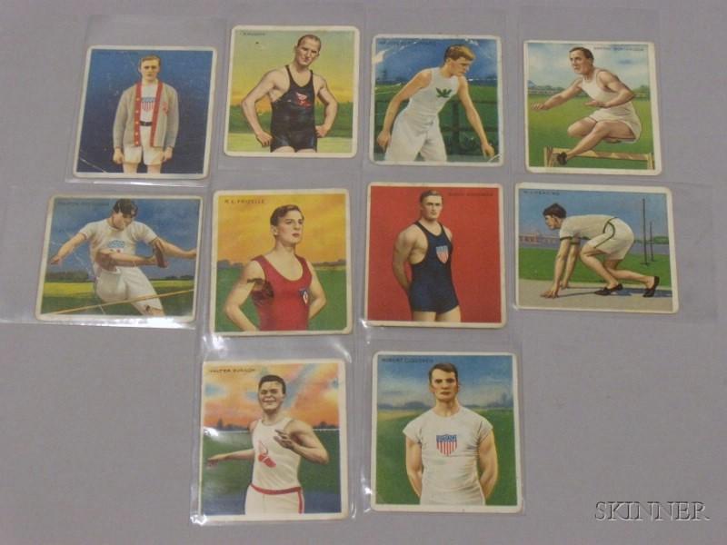 Ten Hassan Cigarette No. 2 Series Cards