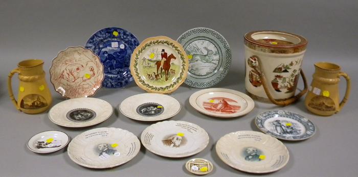 Twenty-five Pieces of Assorted Wedgwood Decorated Ceramics