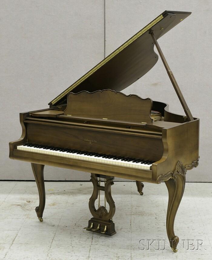 Sohmer & Co. Baby Grand Piano