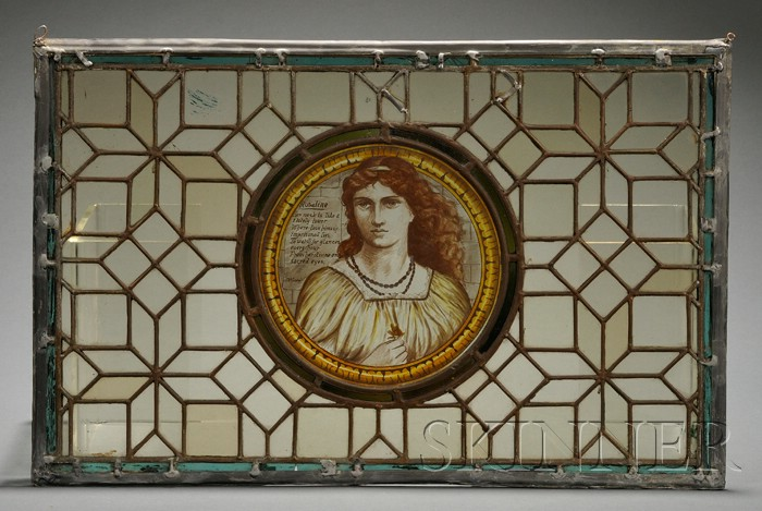 Attributed to Edward Burne-Jones (1833-1898)