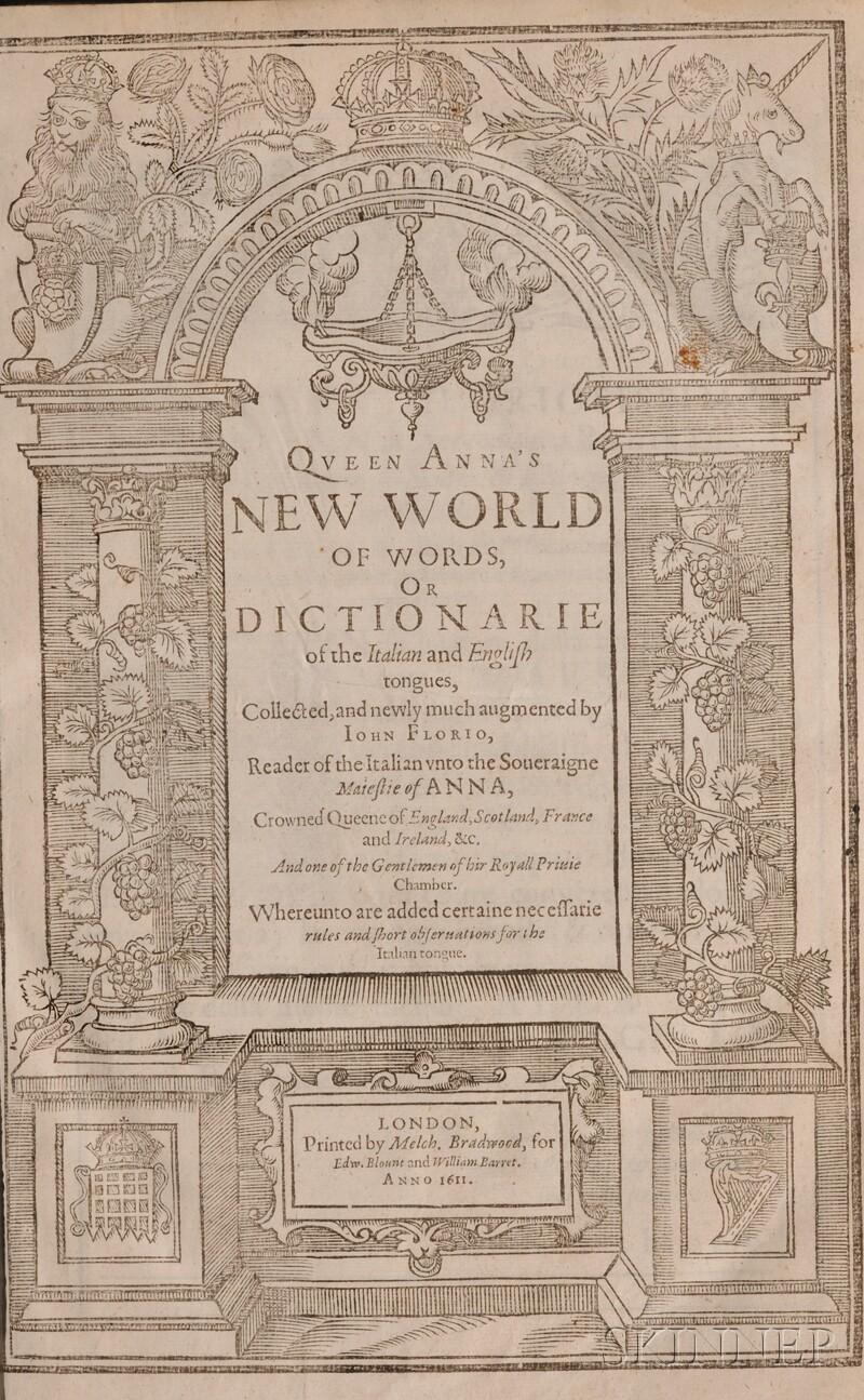 Florio, John (1553?-1625)