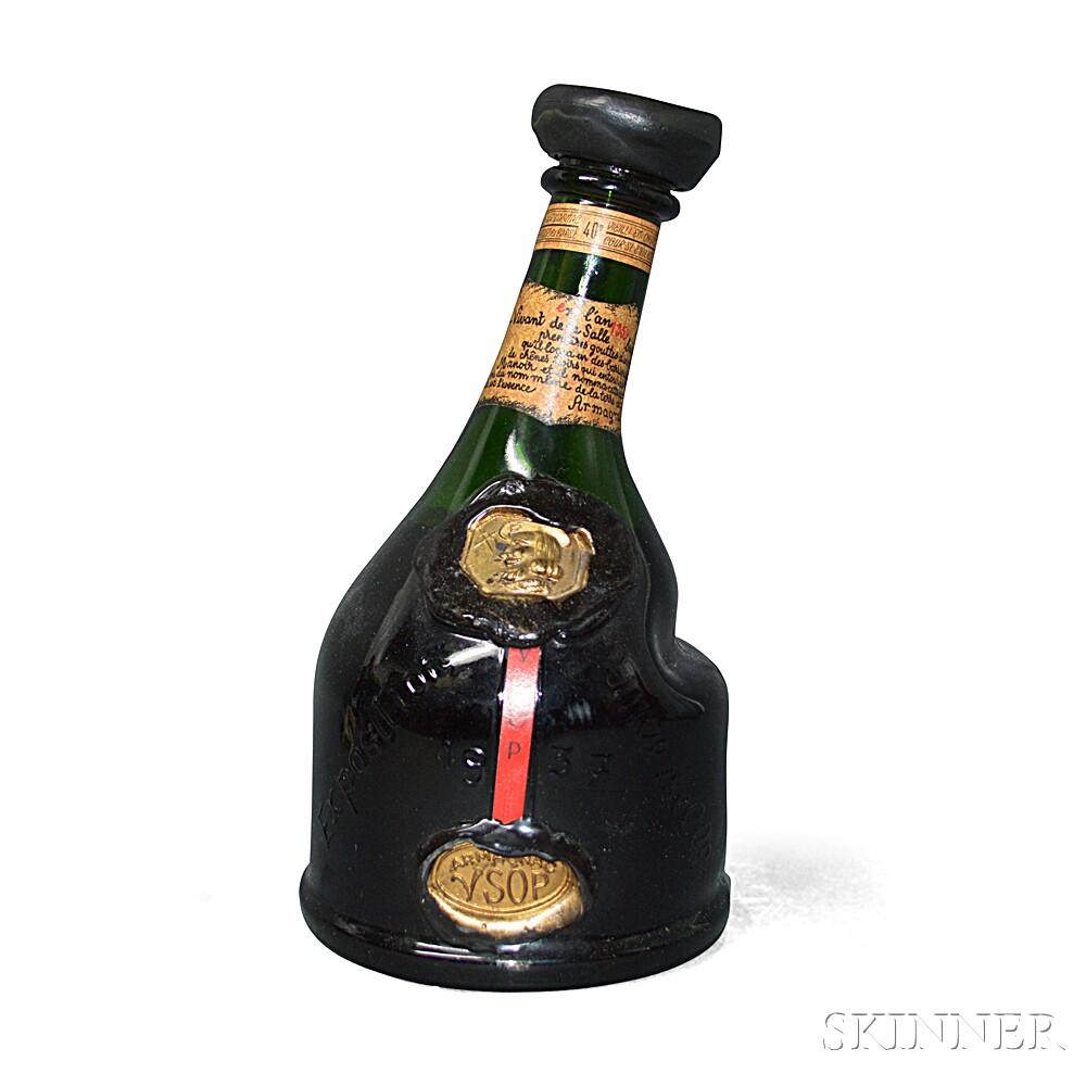 Saint Vivant Armagnac Exposition Universale 1937, 1 bottle