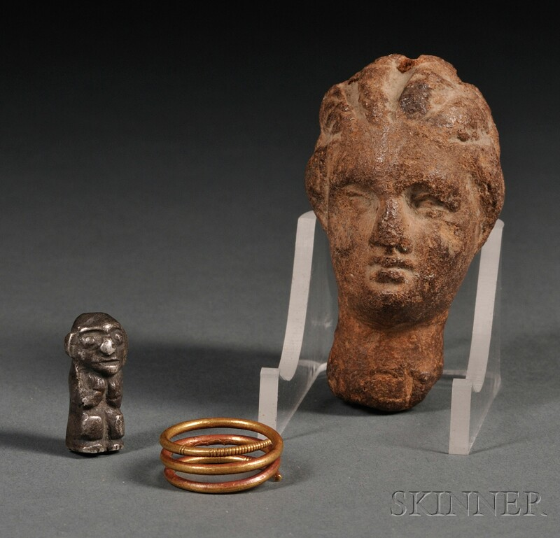 Three Ancient Articles