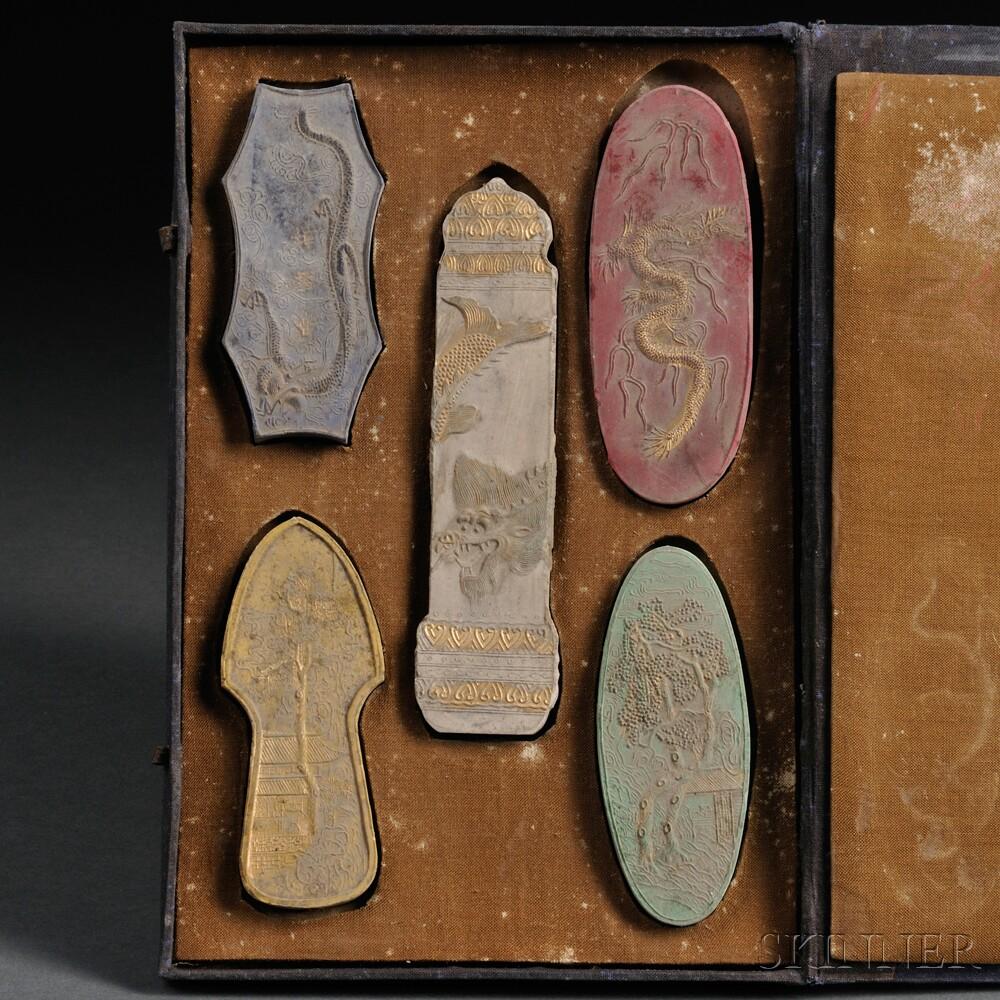 Boxed Set of Five Inksticks