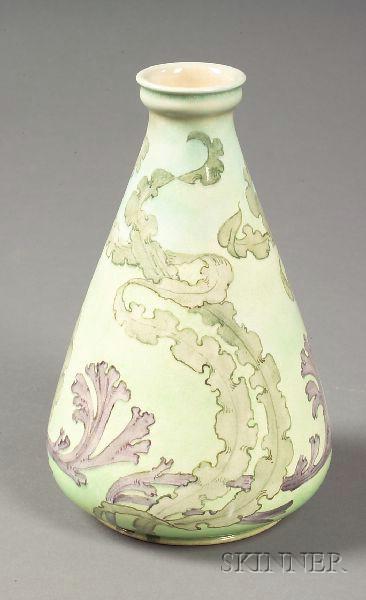 Doulton Lambeth Earthenware Vase