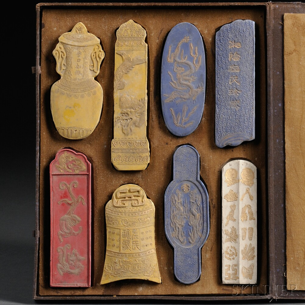 Boxed Set of Eight Inksticks