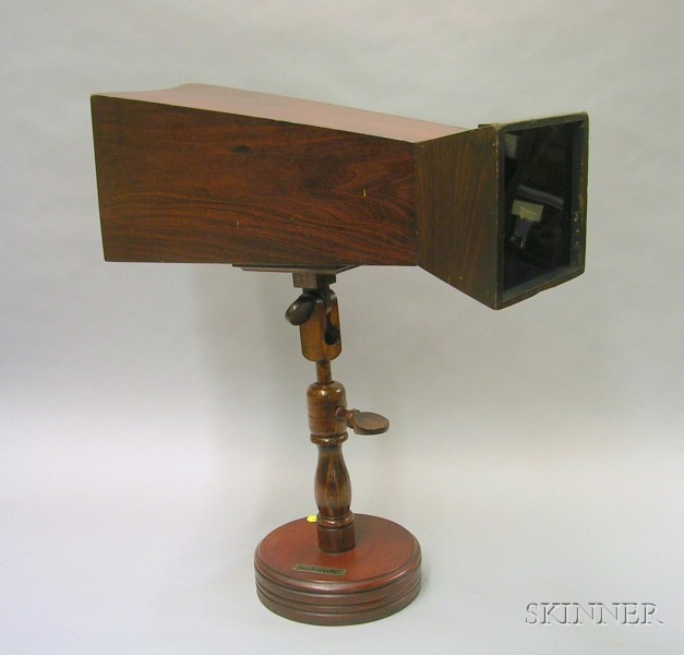 American Wood-Body Viewer by Fisher Scientific Co.