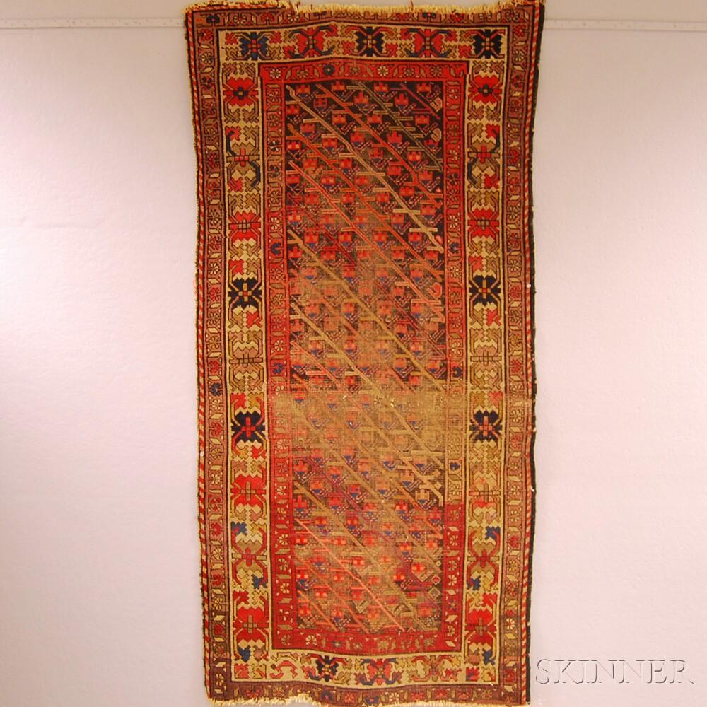 Four Oriental Rugs