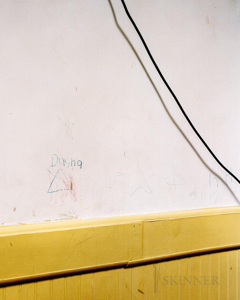 Billie Mandle    Computer Room, from 'Dark Background,'