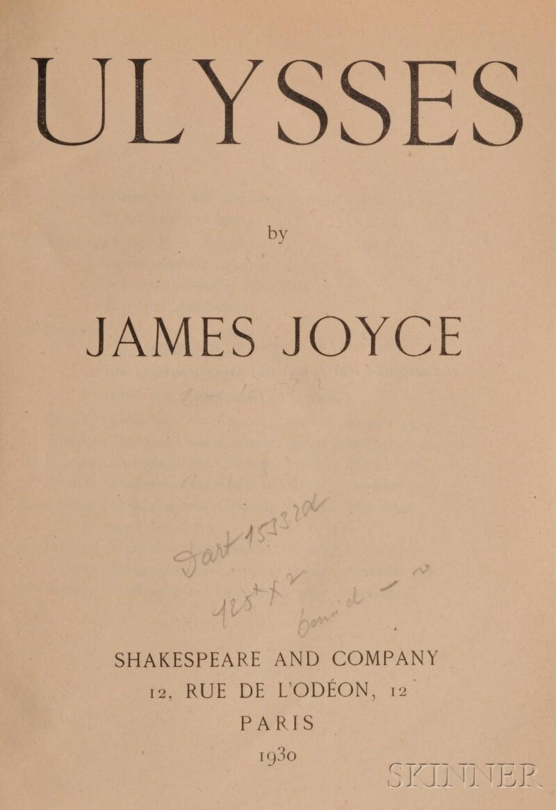 Joyce, James (1882-1941)