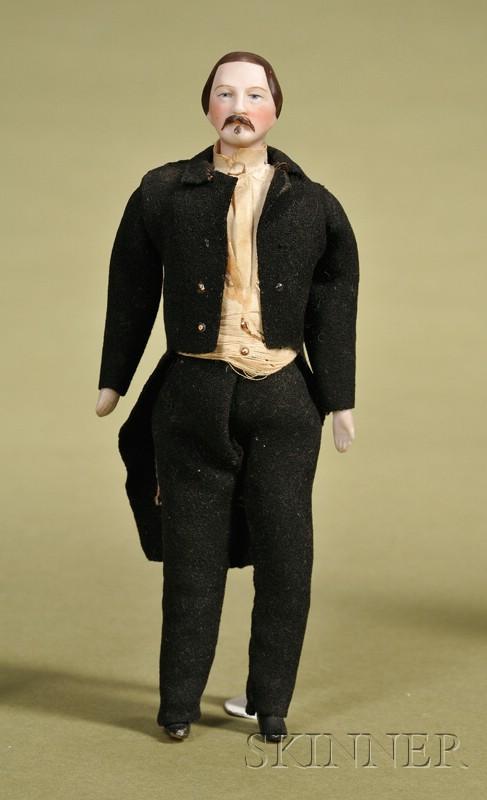 Buffalo Bill Dollhouse Doll