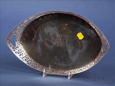 Dutch Silver Tray