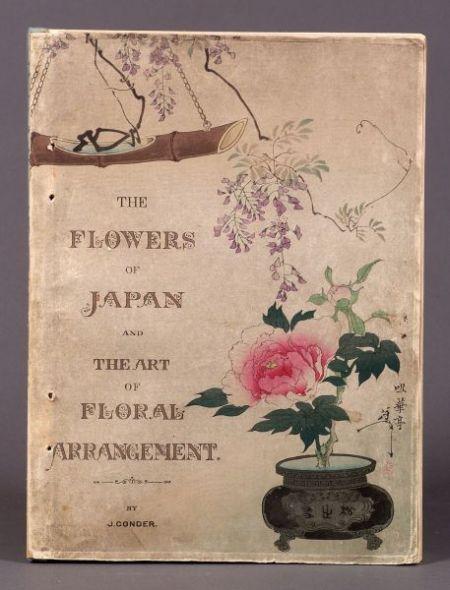(Flower Arranging, Japanese)