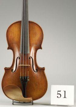 Italian Violin, Pietro Antonio Landolfi, Milan, c. 1768