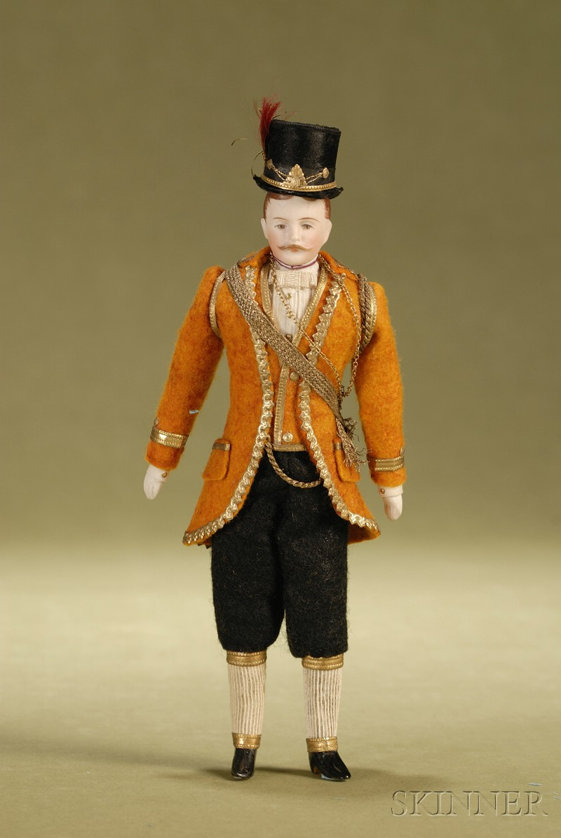 Dollhouse Doll Gentleman
