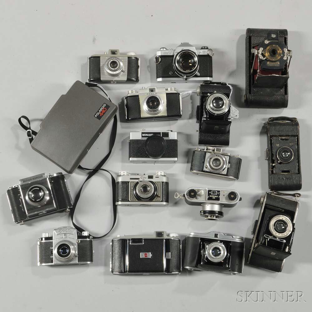 Sixteen Cameras
