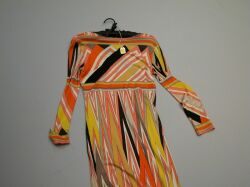 Emilio Pucci Silk Dress.