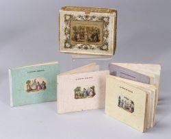 Les Petites Filles et Les Poupees Boxed Set