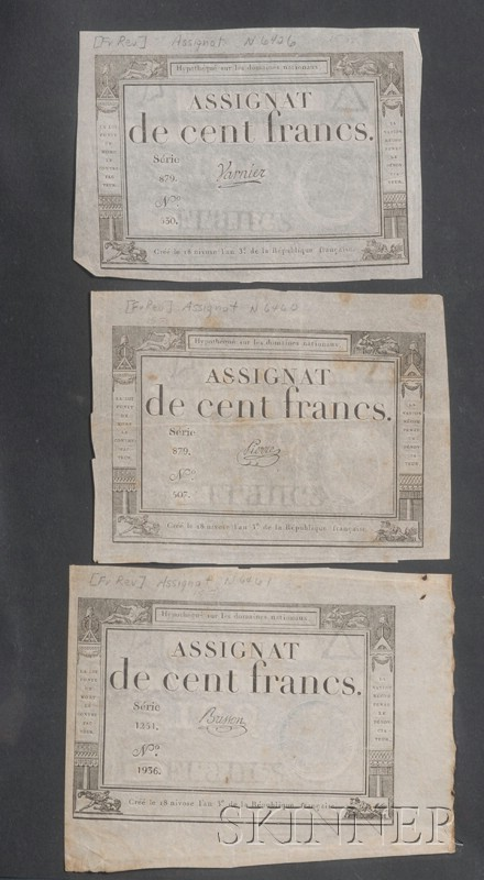 (Currency, 18th Century)