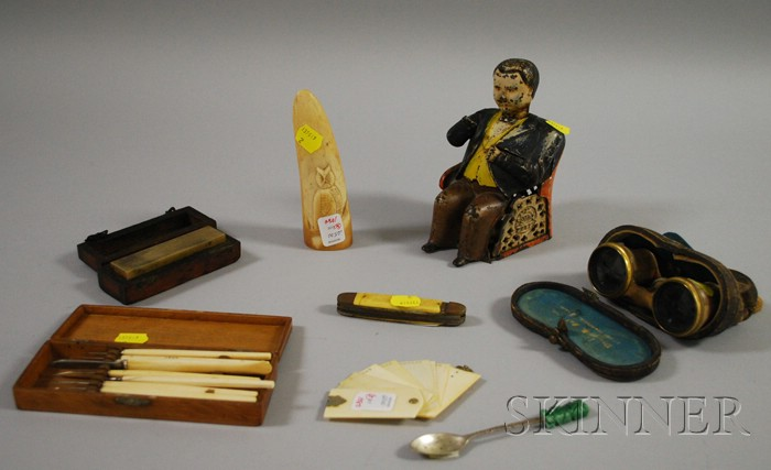Eight Miscellaneous Items