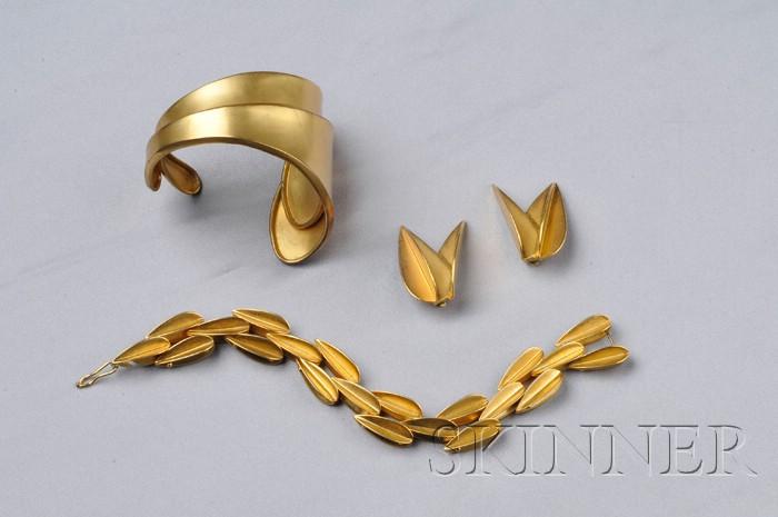 Group of Vintage Robert Lee Morris Jewelry Items