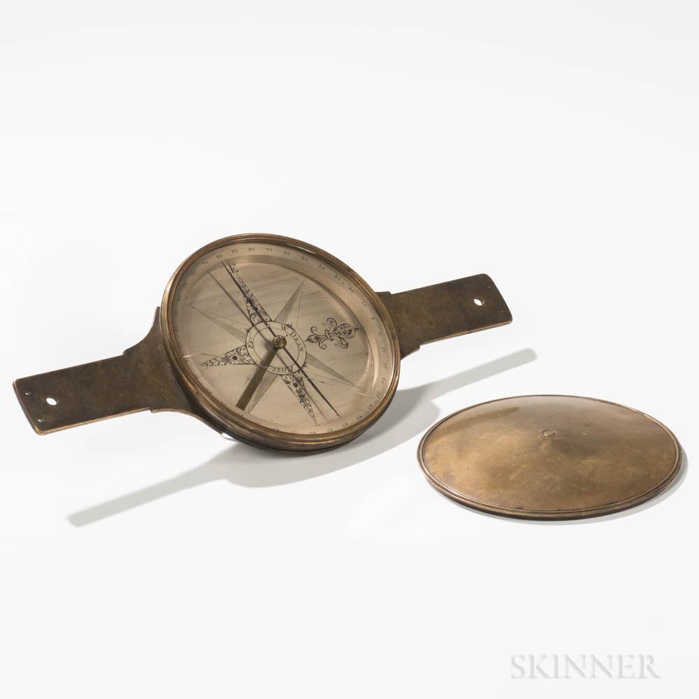 William Dean Surveyor's Compass