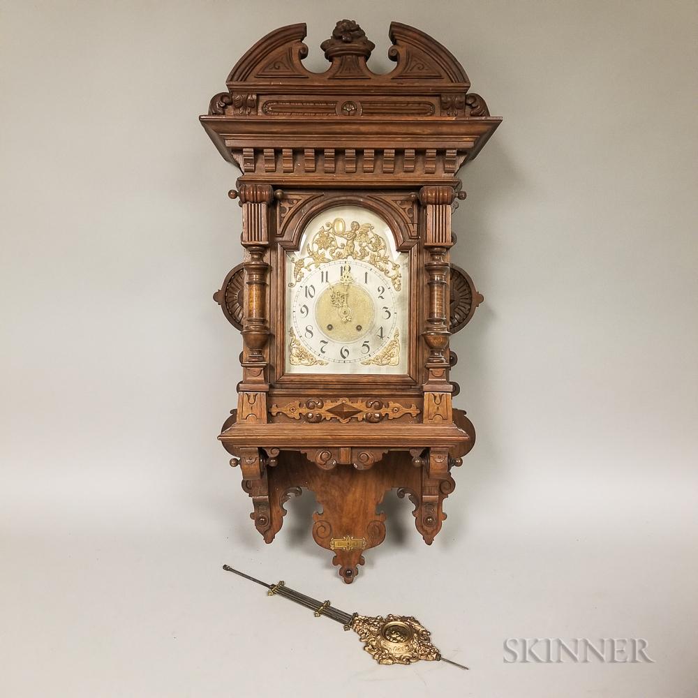 Lenzkirch Wall Clock