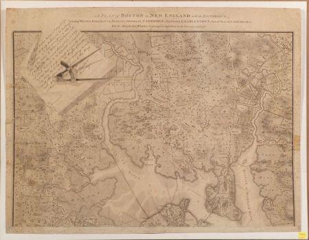 (North America, Revolutionary War, Boston)