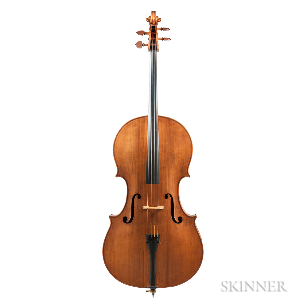 American Violoncello, Günther Reuter, Chicago, 1977