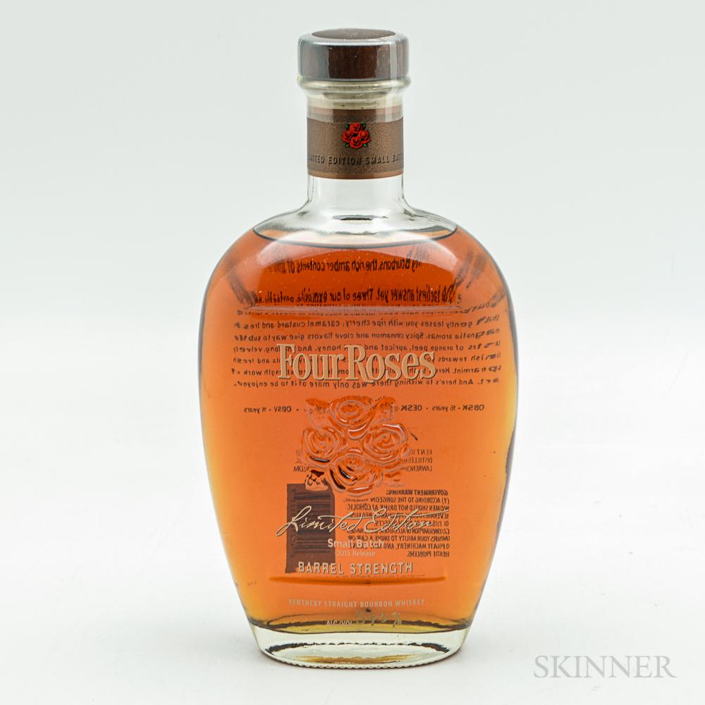 Four Roses Barrel Strength, 1 750ml bottle