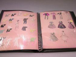 Portfolio of Early Paper Dolls