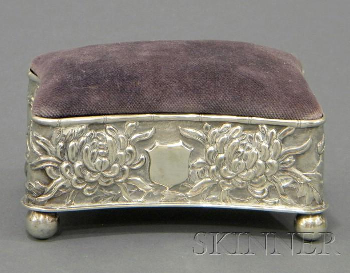 Silver Pincushion