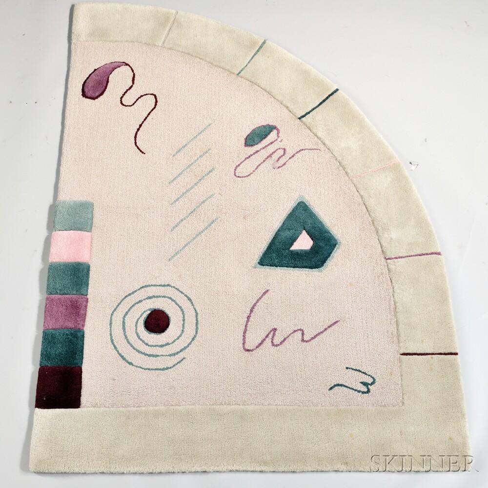 Edward Fields Modernist Scatter Rug