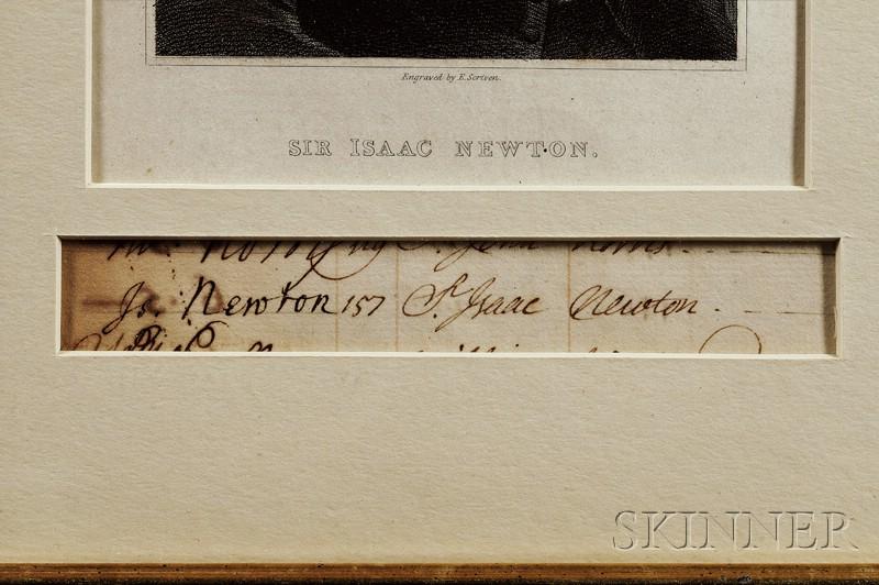 Newton, Sir Isaac (1642-1727)