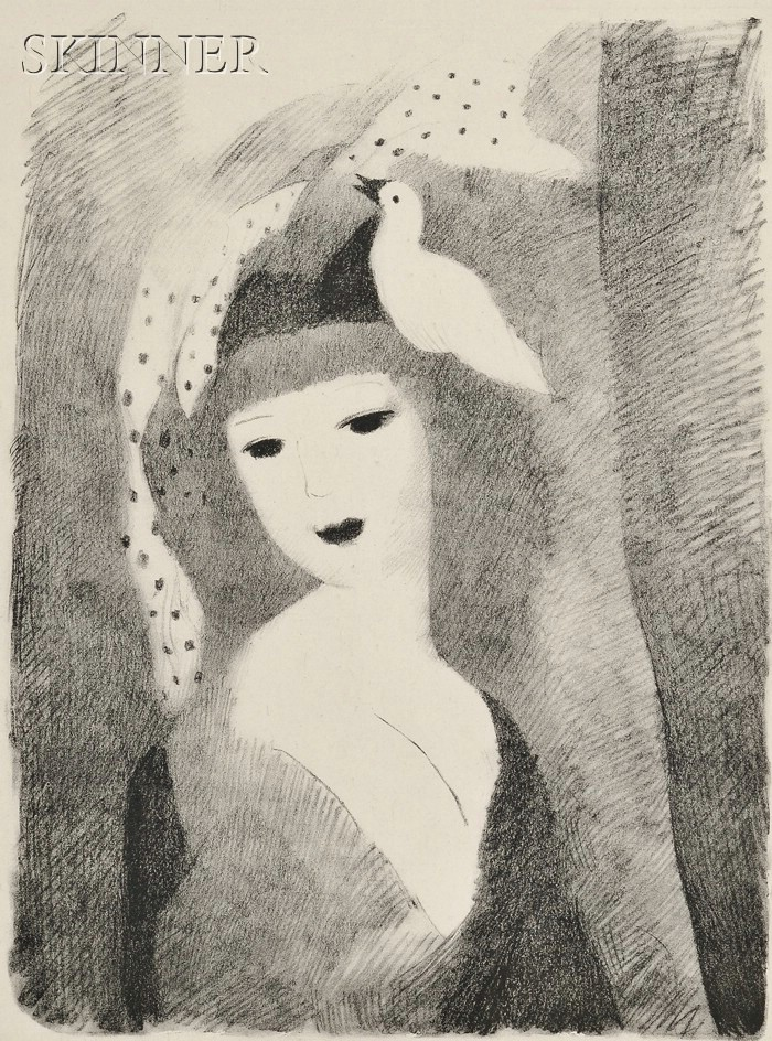 Marie Laurencin (French, 1883-1956)      Colombine