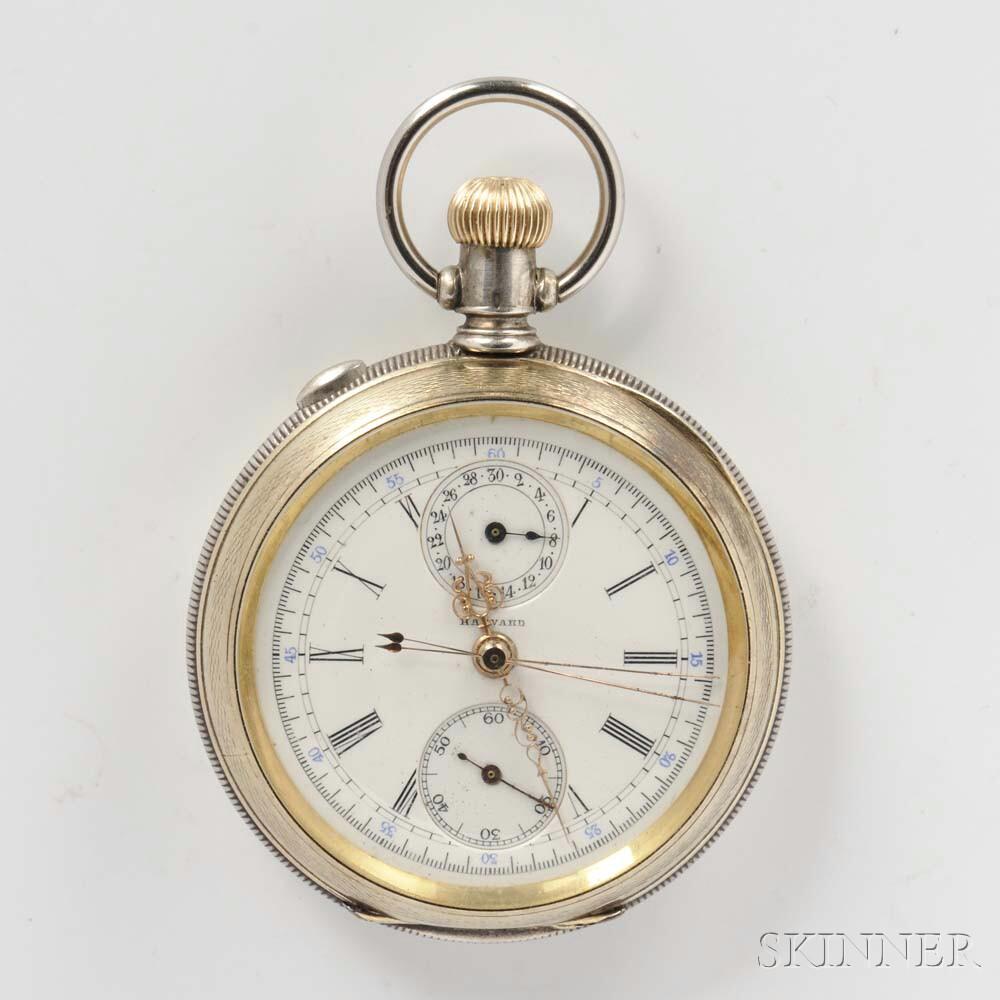 Harvard Split-seconds Chronograph
