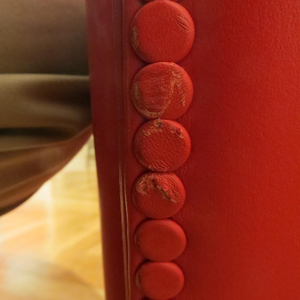 Poltrona Frau Vanity Fair Armchair   Sale Number 3045B, Lot Number ...