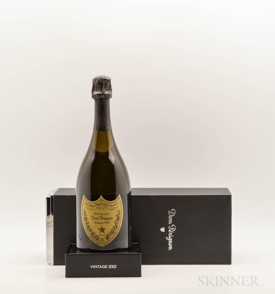 Moet & Chandon Dom Perignon 2002, 1 bottle (pc)