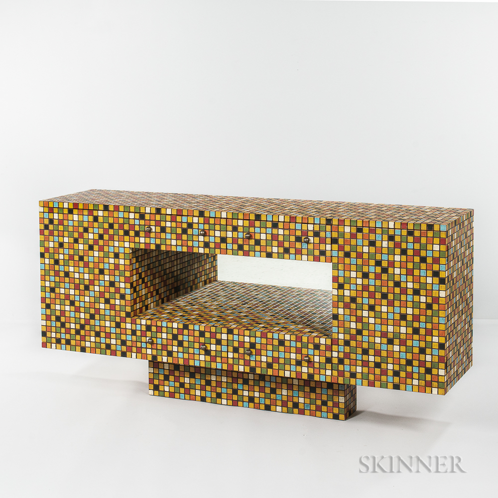 Genial John Eric Byers Contemporary Cabinet