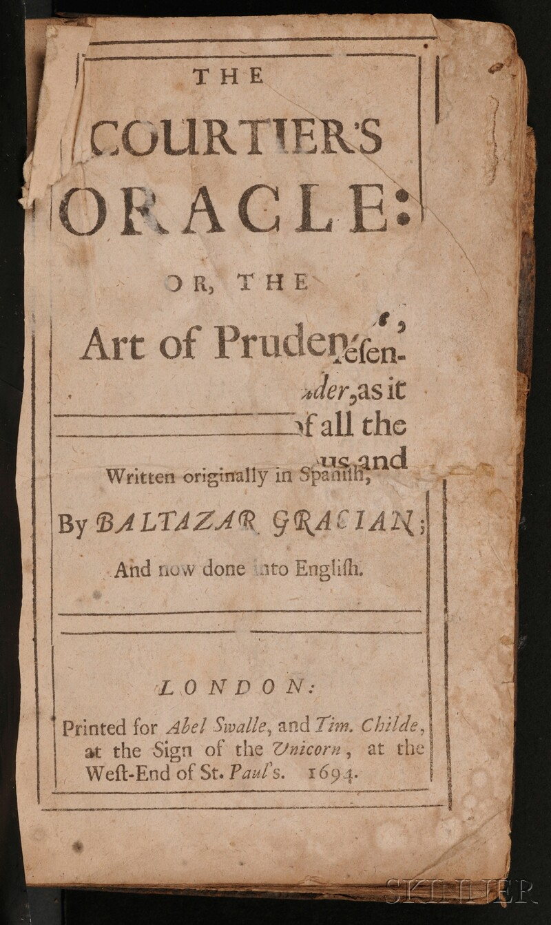 Gracian y Morales, Baltasar (1601-1658)