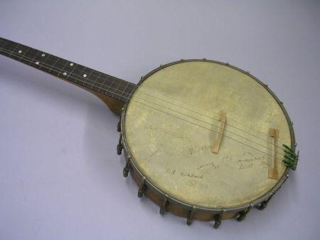 Maple Tenor Banjolele